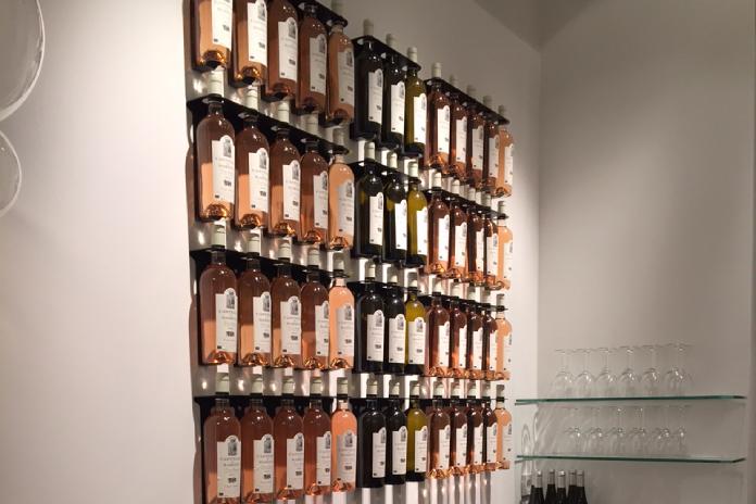 Porte bouteille Bar Vinovya
